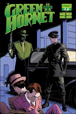 Green Hornet (2013) 2-A