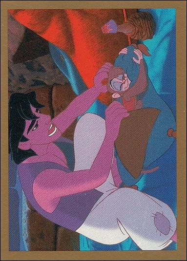 Aladdin (Base Set) 15-A by SkyBox