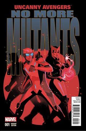 Uncanny Avengers (2015) 1-B
