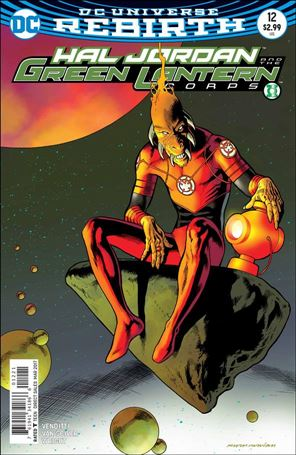 Hal Jordan and the Green Lantern Corps 12-B