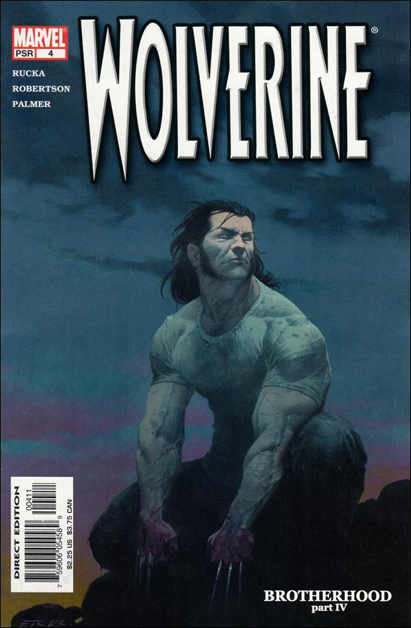Wolverine (2003)  4-A by Marvel