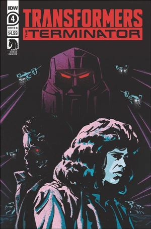 Transformers vs The Terminator 4-A
