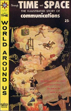 World Around Us 20-A
