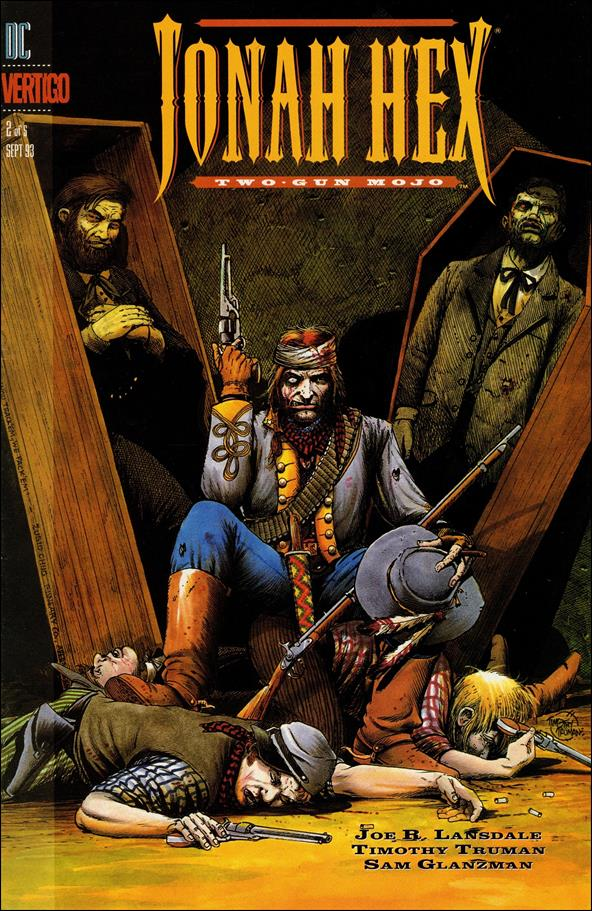 Jonah Hex: Two-Gun Mojo 2-A by Vertigo