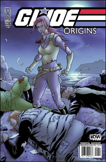 G.I. Joe: Origins 8-B by IDW