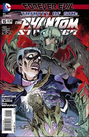 Trinity of Sin: The Phantom Stranger 15-A