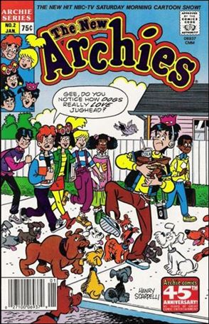 New Archies 2-A