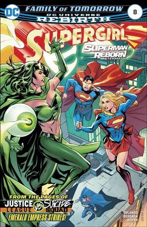 Supergirl (2016) 8-A