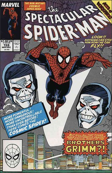 Spectacular Spider-Man (1976) 159-A by Marvel