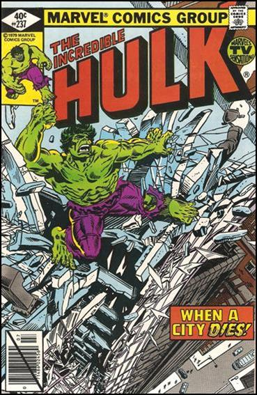 Incredible Hulk (1968) 237-A by Marvel