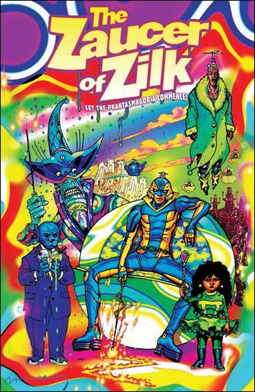Zaucer of Zilk Complete nn-A by IDW