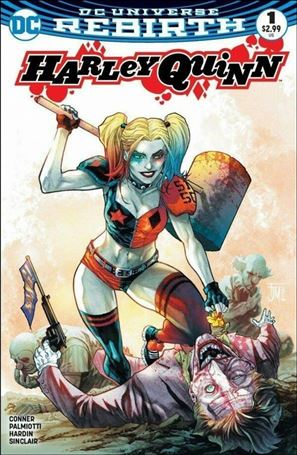 Harley Quinn (2016) 1-SV