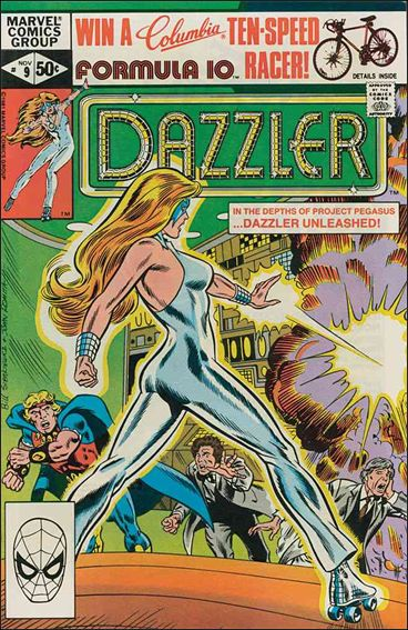 Dazzler (1981) 9-A by Marvel