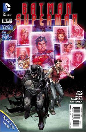 Batman/Superman 18-C