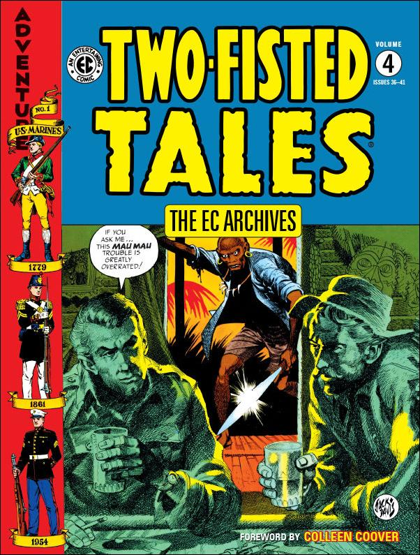 EC Archives: Two-Fisted Tales 4-A by Dark Horse