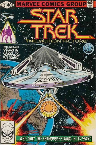 Star Trek (1980) 3-A by Marvel
