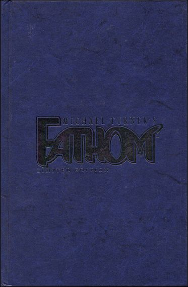 Michael Turner's Fathom (2001) 1-B by Image
