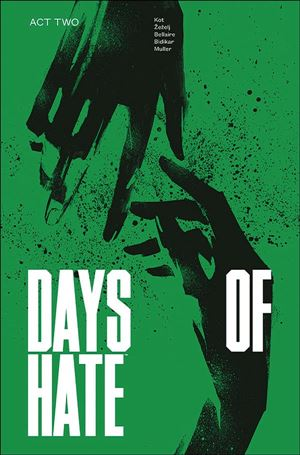 Days of Hate 2-A