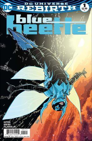 Blue Beetle (2016) 1-B