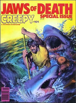 Creepy 101-A