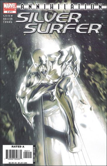 Annihilation: Silver Surfer 2-A by Marvel