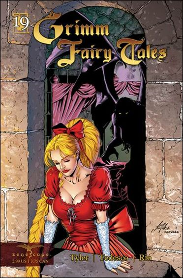 Grimm Fairy Tales (2005) 19-A by Zenescope Entertainment