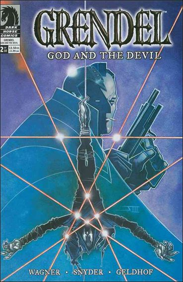 Grendel: God and the Devil 2-A by Dark Horse