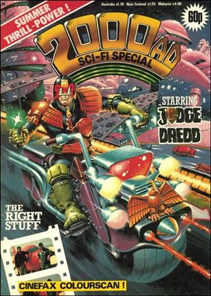 2000 A.D. Sci-Fi Special nn7-A