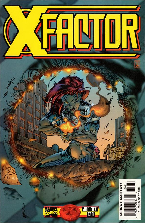 X-Factor (1986) 130-A by Marvel