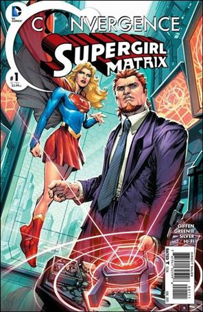 Convergence Supergirl: Matrix 1-A