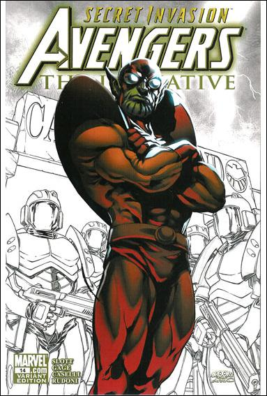 Avengers: The Initiative 14-B by Marvel