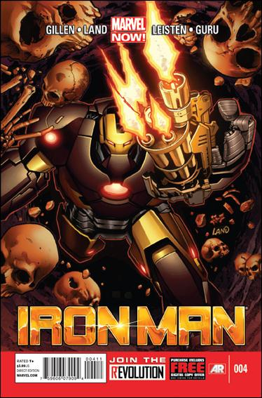 Iron Man (2013) 4-A by Marvel