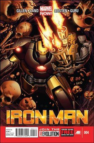 Iron Man (2013) 4-A