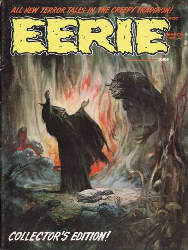 Eerie 2-A by Warren