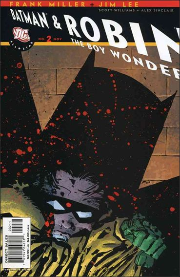 All Star Batman & Robin, the Boy Wonder 2-A by DC