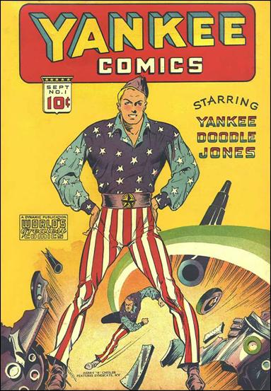 Yankee Comics 1-A by Harry A. Chesler