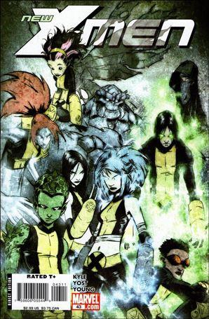 New X-Men (2006) 43-A