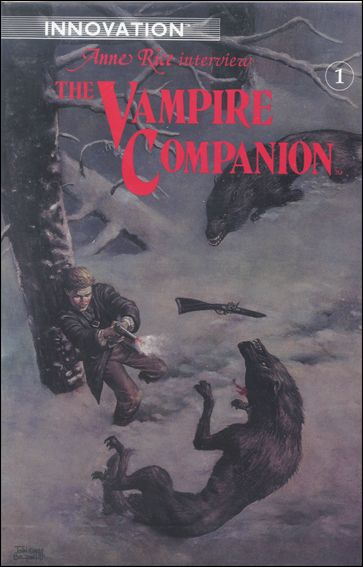 Vampire Companion 1-A by Innovation