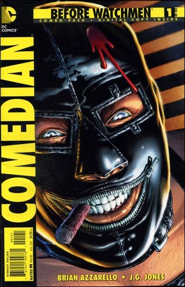 Before Watchmen: Comedian 1-C by DC