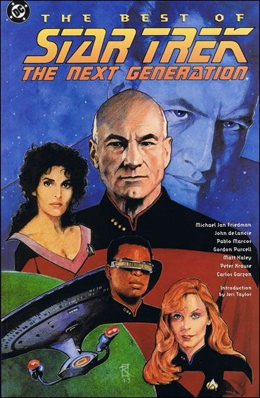 Best of Star Trek: The Next Generation nn-A by DC