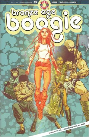 Bronze Age Boogie 5-A