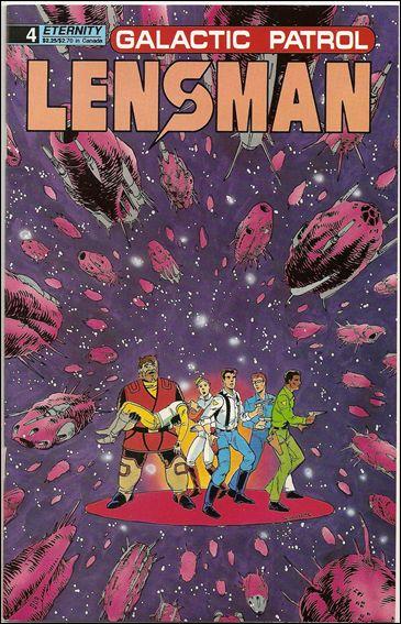 Lensman: Galactic Patrol 4-A by Eternity