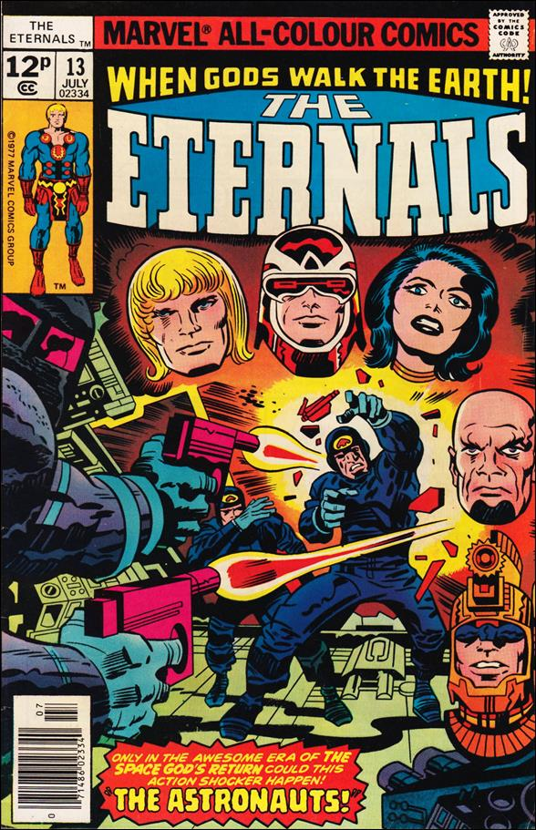 Eternals (1976) 13-C by Marvel