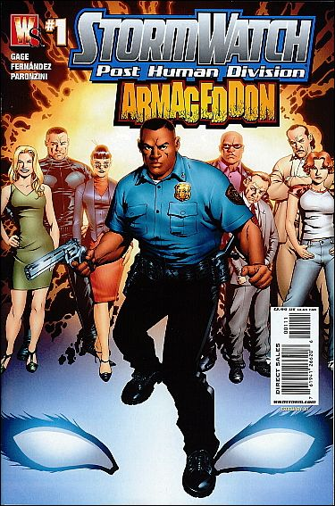 StormWatch: PHD: Armageddon 1-A by WildStorm