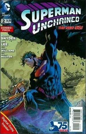 Superman Unchained 2-B