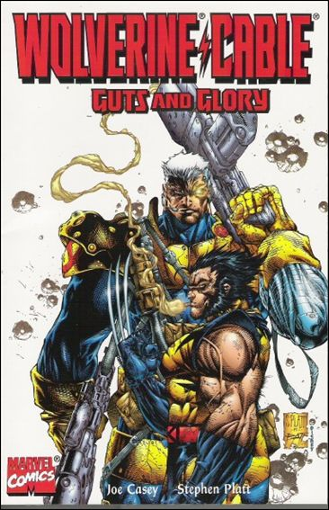 Wolverine/Cable nn-A by Marvel