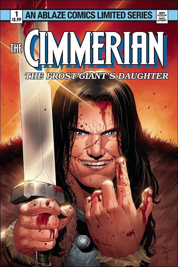 Cimmerian: The Frost-Giant's Daughter 2-D by Ablaze