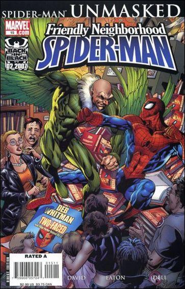 Friendly Neighborhood Spider-Man 15-A by Marvel