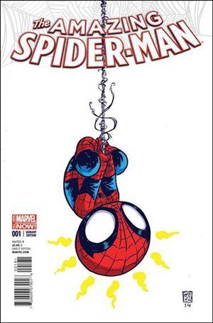 Amazing Spider-Man (2014) 1-K