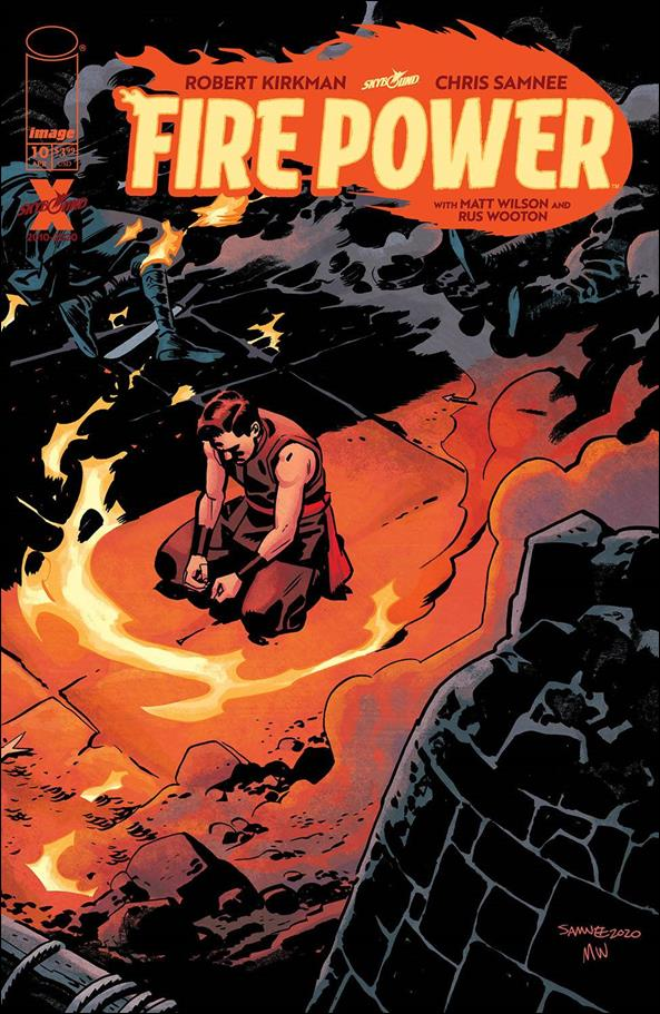 Fire Power 10-A by Skybound Entertainment